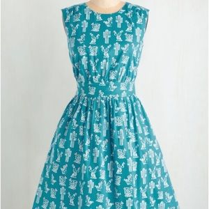 Emily and Fin UK Cactus Dress from ModCloth